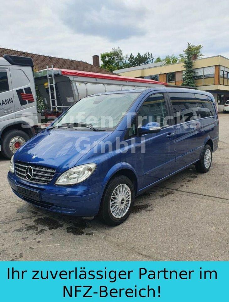 minibuss Mercedes-Benz Viano 2.2 CDI Trend Klima Scheckh. AHK Standhz.