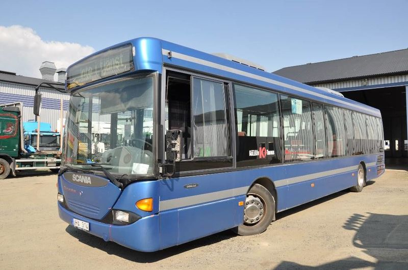 stadsbuss SCANIA CL94 UB 4X2
