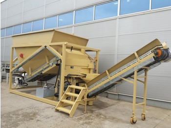 SUMAB Sweden SPECIAL Cold asphalt mixing plant SUMAB ES-15 - asfaltverk