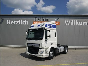 Dragbil DAF CF 440 FT, 4x2, Space Cab, Kipphydr., Euro 6