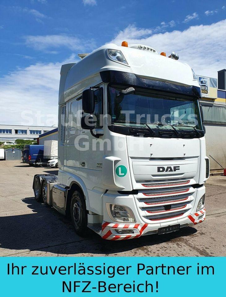 dragbil DAF XF 510 6X2 SCHWERLAST  EURO 6  70 to Zuggewicht