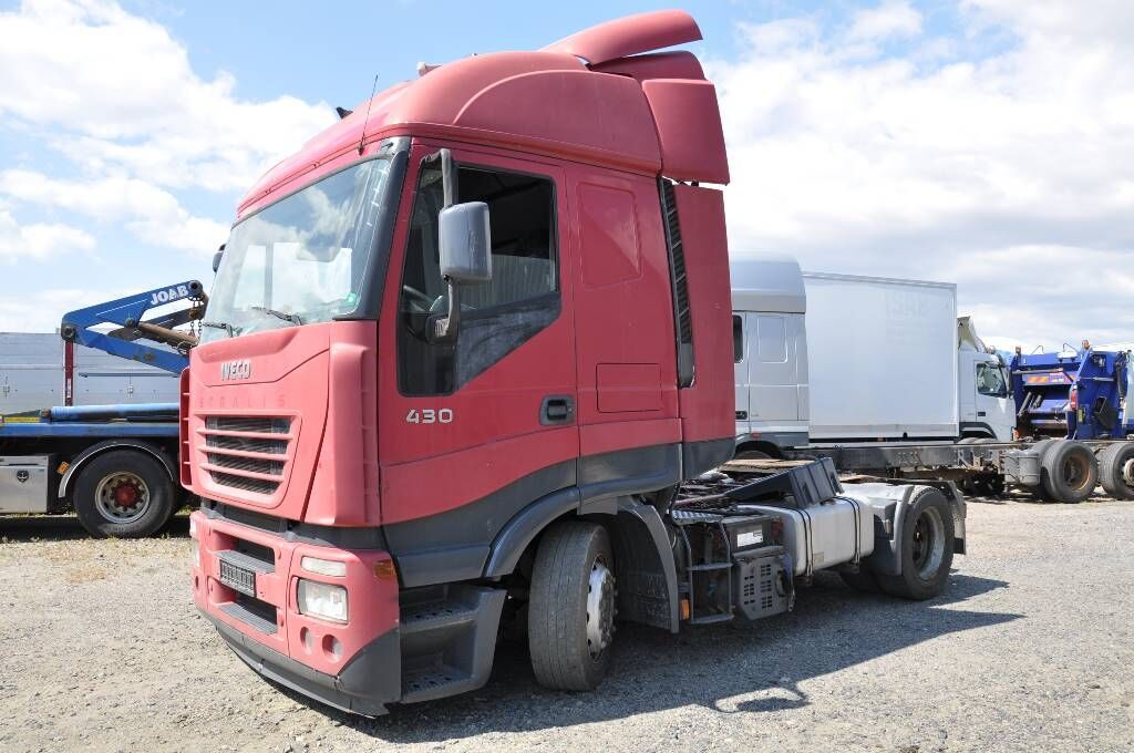 dragbil IVECO Stralis AS 440 S43 TP