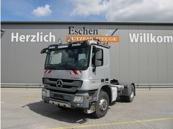 Dragbil Mercedes-Benz 2041 AS, 4x4, MP3, Klima, Kipphydr., Bl/Lu