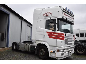 Dragbil SCANIA 124 420