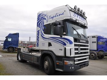 Dragbil SCANIA 124 4X2 420