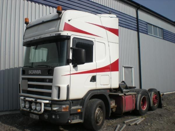 dragbil SCANIA 144 530