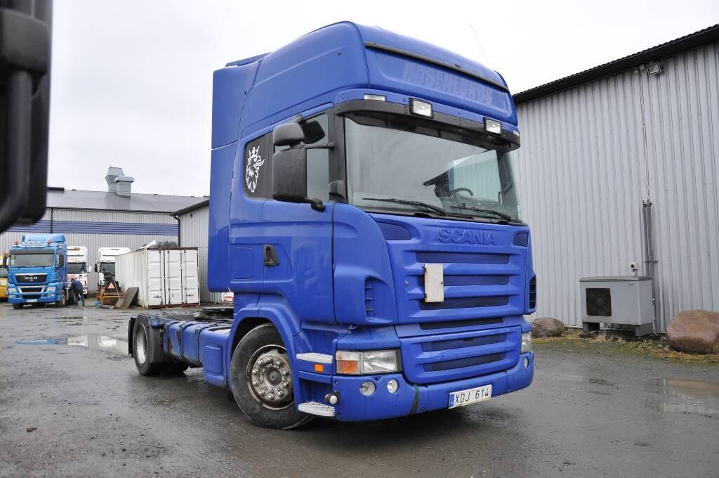 dragbil SCANIA R420 4X2
