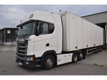 Dragbil SCANIA R450 6X2
