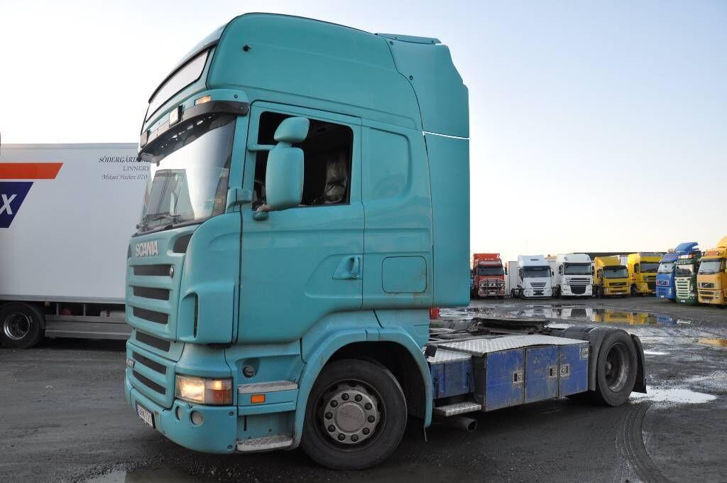 dragbil SCANIA R 480 4X2