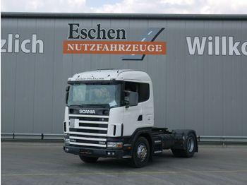 Dragbil Scania 114G 380 4x2,Retarder,H-Schalter,Klima,HU 04/21