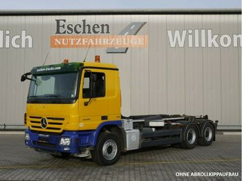Chassi lastbil Mercedes-Benz 2646 L, 6x4, Chassis