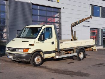 IVECO Daily 65 C 15 - flakbil