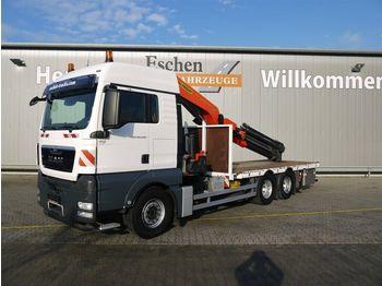Flakbil MAN TGX 26.440 6x4,PK53002-SHD Falt, Funk, TwistLock
