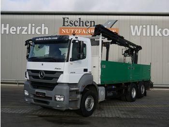 Flakbil Mercedes-Benz 2536 L Axor 6x2, Atlas 165.2 V-A12, Lift/Lenk