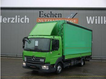 Kapellbil Mercedes-Benz 818 L Atego, EUR6, LBW, Spurhalte, Edscha