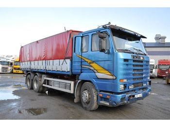 Kapellbil SCANIA 143 500 6X2