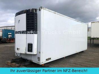 Kylbil lastbil Chereau Fleischkoffer Rohrbahnen TK-SL 100  7 m