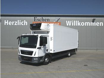 Kylbil lastbil MAN TGL 12.180 BL, Carrier Supra 1250 Tiefkühler