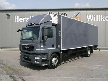 Kylbil lastbil MAN TGM 18.250 LL Multi-Temp*Carrier 950*Diesel/Netz