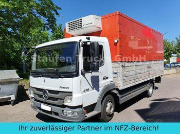 Kylbil lastbil Mercedes-Benz Atego 818  Kühl Frischd. LBW Th King V500 MAX