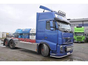 Lastbil med kabelsystem VOLVO FH16 700 6X2