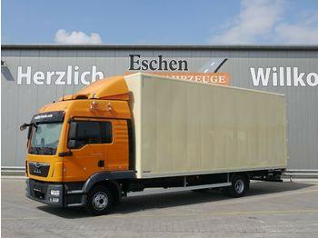Lastbil med skåp MAN TGL 12.250*Walther Möbelkoffer*Klima/Standklima