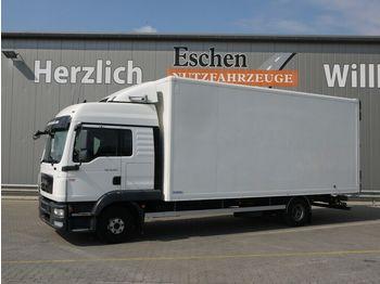 Lastbil med skåp MAN TGL 8.220 BL*Alukoffer*Schalter*Klima, 1, Hand