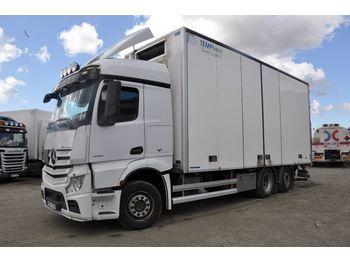 Lastbil med skåp MERCEDES-BENZ 2551 Actros 963-0-C