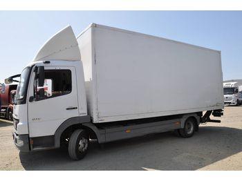 Lastbil med skåp MERCEDES-BENZ ATEGO 816