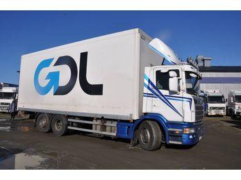 Lastbil med skåp SCANIA G440