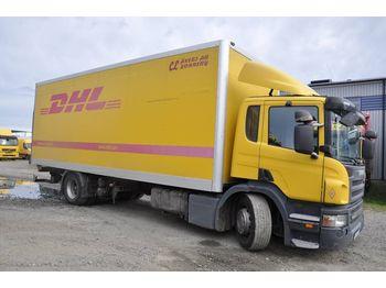 Lastbil med skåp SCANIA P