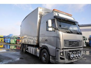 Lastbil med skåp VOLVO FH16-540 6*2 Grothbil