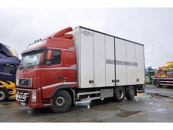 Lastbil med skåp VOLVO FH4806X2 Analog