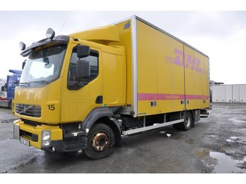 Lastbil med skåp VOLVO FL-240