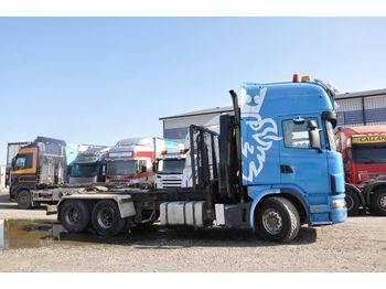 Lastväxlare lastbil SCANIA 144