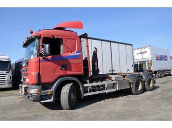 Lastväxlare lastbil SCANIA 164 480
