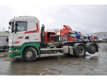 Lastväxlare lastbil SCANIA R480LB6X2*4HNA