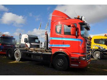 Lastväxlare lastbil SCANIA R480 LB 6X2 HHZ