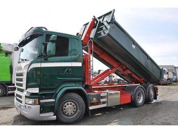 Lastväxlare lastbil SCANIA R 450 LB6X2/4 Komplett