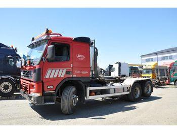 Lastväxlare lastbil VOLVO FM12 420 6X2 Lastväxlare