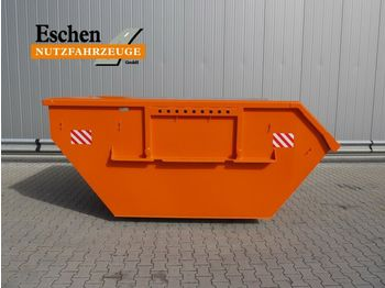 Liftdumper lastbil Absetzcontainer Mulda: Typ: STRONG