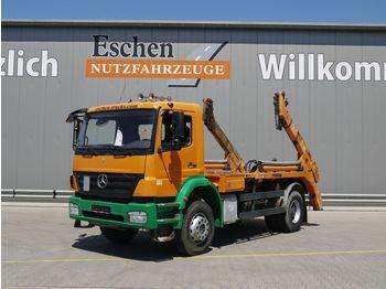 Liftdumper lastbil Mercedes-Benz 1833 Axor Meiller AK 12 Teleabsetzer, EUR5