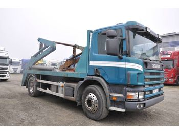 Liftdumper lastbil SCANIA P94GB