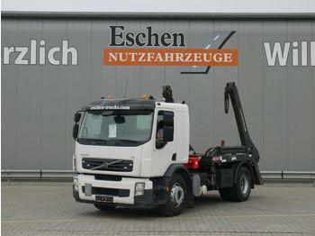 Liftdumper lastbil Volvo FE 320, 4x2, Multilift STL 140 Teleabsetzer