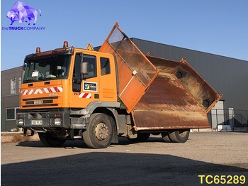 Iveco EuroTech - tippbil lastbil