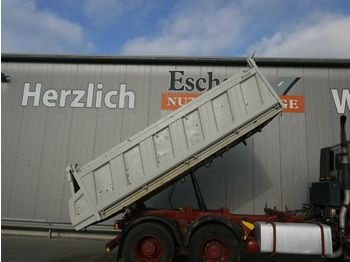 Tippbil lastbil Iveco NUR Meiller 3-Seiten-Kipperbrücke*12m³*4.800mm