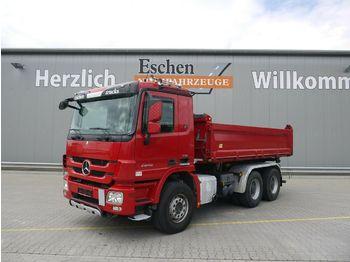Tippbil lastbil Mercedes-Benz 2646, 6x4, Meiller 3-Seiten-Kipper, EUR 5