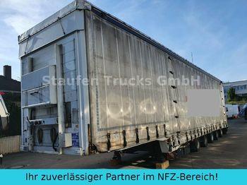 Kapell semitrailer Dinkel DINKEL SPEZIAL-SANH 5 ACHS Schwerlast/ Masch.Tr