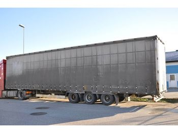 Kapell semitrailer KRONE SDP 27 ELHB2-CS