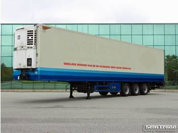 Kyl/ frys semitrailer Heiwo HZO 39 THERMO KING SPECTRUM BPM AXLES 250 WIDE 270 HIGH TAIL LIFT